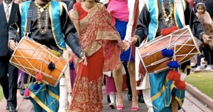Punjabi marriages - Before the wedding day